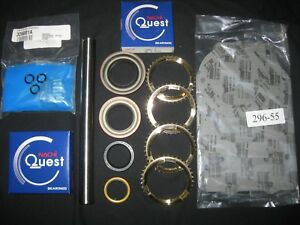 Ford Toploader Master Rebuild Kit 4 Speed Transmission Heh Rug 64 74