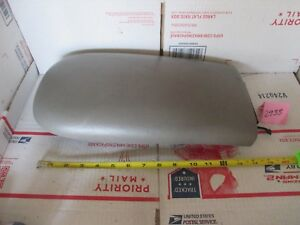 1997 2002 Ford Expedition Navigator Center Console Lid Arm Rest Pad 8x15 Gray