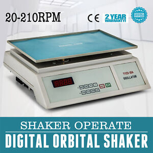 Lab Digital Oscillator Orbital Rotator Shaker Scientific Lab line Mixer Blender