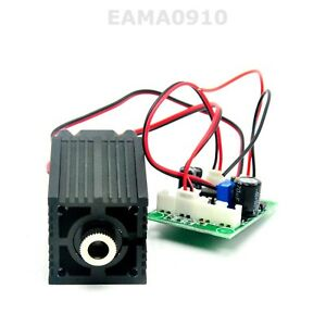 980nm 200mw Ir Infraid Laser Diode Cross Module W ttl driver Board fan Cooling