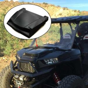 Hood Scoop Air Intake Black For Jeep Wrangler Jk 2007 2017