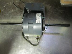 Westinghouse Double shaft Electric Motor 1 8 Hp