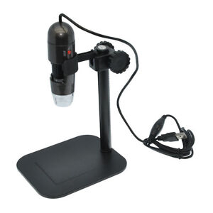 S04 25 600x 2mp Usb 8 led Light Digital Microscope Endoscope Camera Magnifier