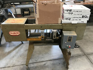 Kalamazoo Model C7ad Horizontal Metal Cutting Band Saw W Verticle