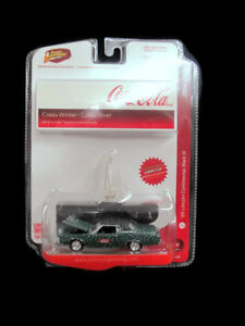 Coca-Cola Johnny Lightning Limited Edition Winter 2008 '69 Lincoln Continental