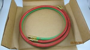 Reelcraft S600100 4 1 4 Dual X 4 200 Psi Inlet Welding Hose Assembly New