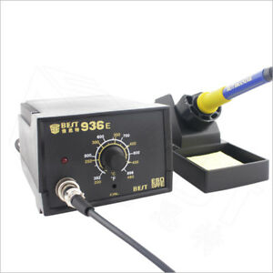 Best Bst 936e Thermostatic Soldering Station Anti static Electric Iron Station