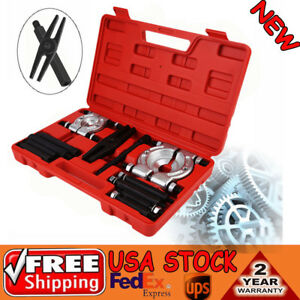 12pcs Bearing Splitter Gear Puller Fly Wheel Separator Set Tool Kit 2