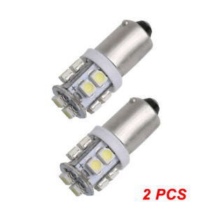 Ba9s W5w 10 Smd 1210 3528 Led Car Width Lamp License Plate Light Tail Bulb 1w