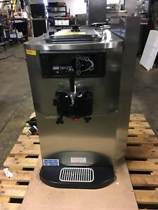 Taylor C709 27 Soft Serve Twin Twist Ice Cream Machine Air Cooled Single Phase