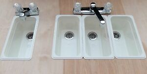 Sm White Concession Stand Sinks Sinks For 3 Compartment Hand Wash