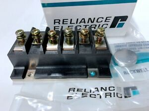 Reliance Electric 602909 68ae Transistor Power Block Transistor 60290968ae