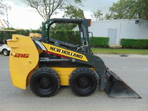 2013 New Holland L 216 Turbo 60 Hp Treads Lightly Yet Powerful And Efficient