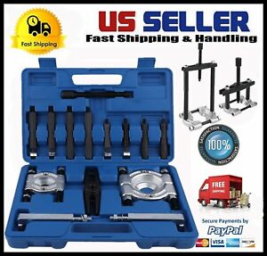 Bearing Separator Puller Set 2 3 Jaws Mechanic 4 5 Extension 6 Yoke New
