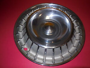 1963 Ford Thunderbird T Bird Wheelcover Wheel Covers Hubcaps Oem Set 63