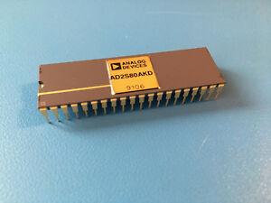 Analog Devices Ad2s80akd Resolver To Digital Converter 4 Arc Min