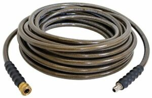 4500 Psi Monster Cold Water Pressure Washer Hose 100 With 3 8 Quick Connects