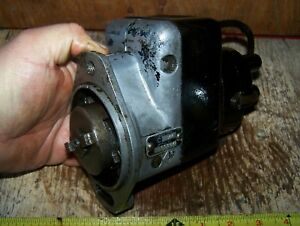 Old Wico C 1344 4 Cylinder Antique Car Truck Tractor Magneto Power Unit Steam