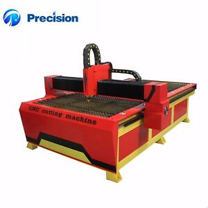 1325 Stainless Steel Carbon Steel Cnc Plasma Cutting Machine With 100a