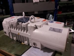 Oerlikon Leybold Ruvac Wh700 Roots Vacuum Pump 155207v W Frequency Converter