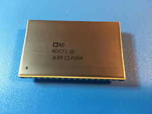 Analog Devices Adadc71jd 16 bit Sar Adc