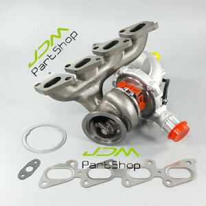 Turbo Charger For 2010 Buick Encore chevy Cruze Sonic Trax Ecotec 1 4t 140hp