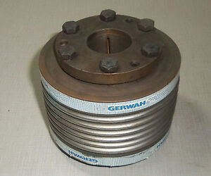 Gerwah D 63868 Flexible Grinder Coupling D63868 Unit