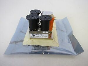New Dow Key Microwave Coaxial Switch Bnc 12vdc 164 2202 0917