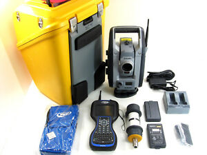 Trimble S7 3 Robatic Total Station W Ranger 3 Data Collecor 1 Month Warranty