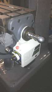 New Supermax Milling Machine Power Feed With Servo Motor