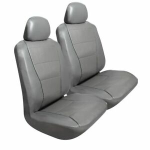 Pilot Automotive Tan Perforated Seat Covers Sold In Pair Car Truck Suv