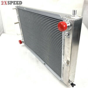 For97 04 Ford Mustang Gt Svt Manual 3 Row Core Tri Full Aluminum Racing Radiator