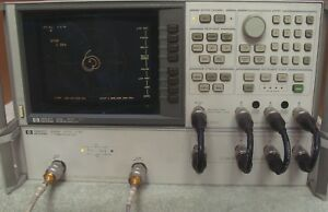 Calibration Repair Service For Hp Agilent 8753a 8753b 8753c Network Analyzers