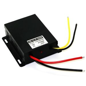 Dc 12v Step Up To Dc 27v 20a 540w Boost Power Converter Regulator Module