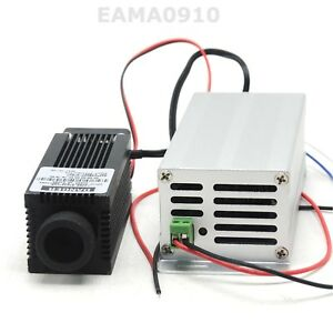 Focusable 808nm 2 4w 2400mw Ir Infrared Laser Diode Dot Module 12v Ttl Powerful