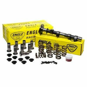 Engle W100 Stage 1 Vw Camshaft Kit With Cam lifters springs retainers keepers