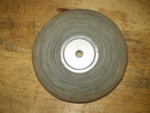 Carborundum Abrasives 1 Roll 3 4 X 50 Yd 240 Grit W p Cloth 1 2 Core