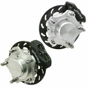 Empi 16 2511 Race Trim 934 Micro Stub Rear Disc Brake Kit With Wilwood Calipers
