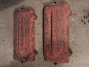 Case Tractor 930 Standard Battery Covers