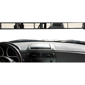 Pilot Automotive 5 Panel Wide Angle Mirror 2 H X 4 W X 38 2 L