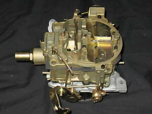 1972 Buick 455 Quadrajet Carburetor 7042240 Mb Dtd 2581 Restored Show Quality