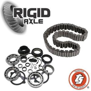 Early Magna Mp3023ld Nqh Transfer Case Rebuild Kit W Bearings Gasket Seal Chain