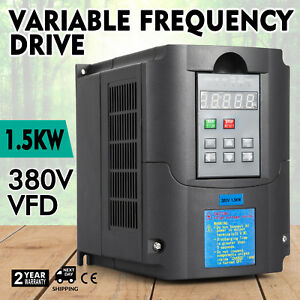 2hp 1 5kw Variable Frequency Drive Vfd Single Phase Low output Inverter Hot