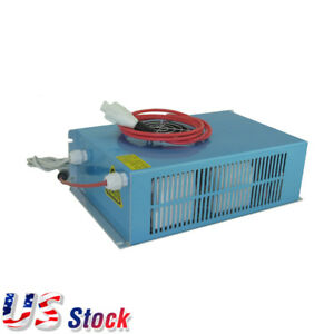 Usa Stock reci Dy13 Power Supply For W4 S4 Co2 Sealed Laser Tube 110v