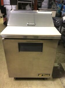 True 1 Dr Sandwich salad Refrigerated Prep Table