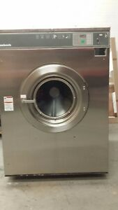 Huebsch Hc80 Coin Operated Washer 3 Phase