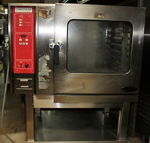 Alto Shaam Natural Gas Combi Combitherm Oven Steamer Model 7 14g