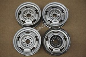 Original 1967 Corvette 15 X 6 Dg Rally Wheels 67 Kelsey Hayes Kh 427