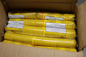 20x 600ml 20oz Sikaflex 1a Sealant Sausage Pack Polyurethane Tube Colonial White
