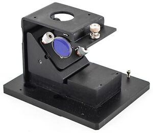Industrial Laser Optics Angle Beam Splitter Mirror Mount Stage Assembly 2
